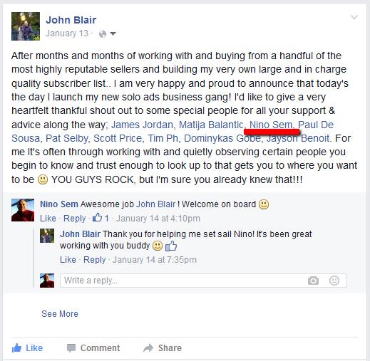 John Blair Coaching Testimonial Panagiotis Sherepeklis